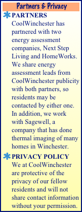 Partners & Privacy